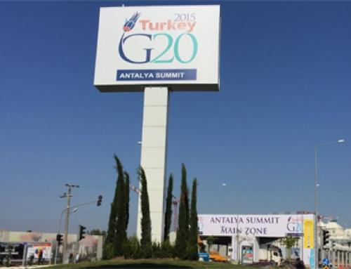 G20 Antalya Zirvesinin Telsiz Haberleşme Çözümleri