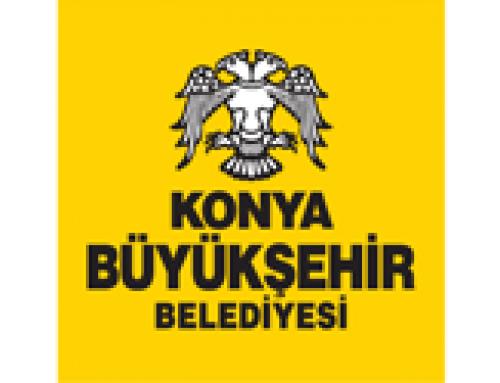 Konya Büyükşehir Belediyesi DMR Trunk Telsiz İletişim Sistemi ile Herşey Kontrol Altında